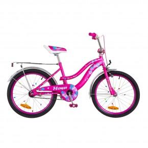 """Велосипед Formula Flower 20"""" для девочки"""