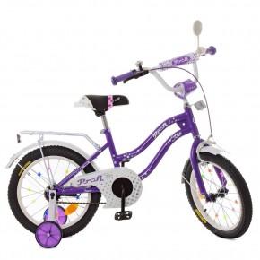 Двухколесный детский велосипед Profi Star L1893 для детей от 5 лет