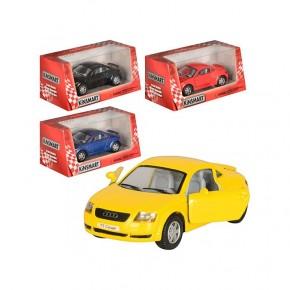 Коллекционная машинка Kinsmart  AUDI TT COUPE KT5016 W