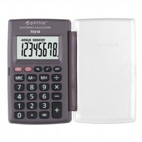 Калькулятор карманный Optima O75518, 8-разрядный