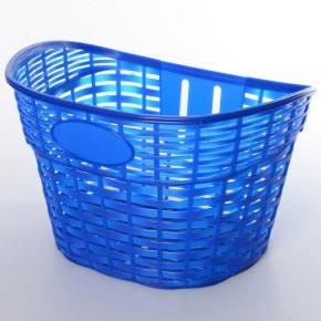 Корзинка для детского велосипеда, синяя