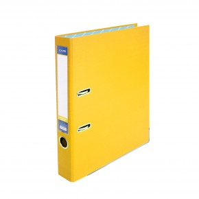 Папка-регистратор А4, Economix, 50 мм, желтая, E39720-05