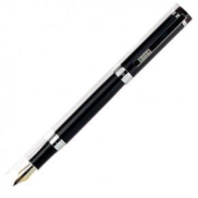 Ручка перьевая SZ.LEQI Beethoven, черная с кристаллами ( LF606L1 )