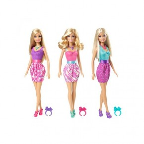 Кукла Barbie С кольцом Барби T7584