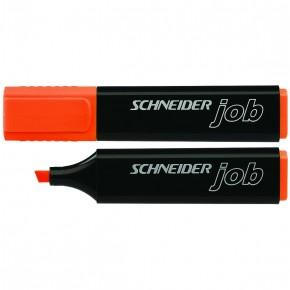 Маркер текстовыделитель Schneider Job 150,  оранжевый S1506
