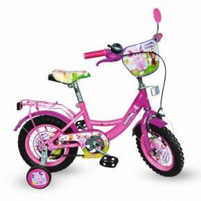 Велосипед Лунтик 16 дюймов детский двухколесный