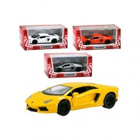 Коллекционная машинка Kinsmart Lamborghini Aventador LP 700-4, 5355W