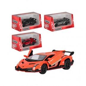 Коллекционная машинка Kinsmart Lamborghini Venero 5367 W