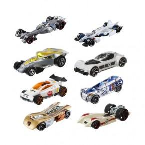 Базовая машинка Звездные войны Hot Wheels Star War CJY04 Mattel