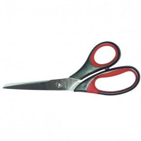 Ножницы, 20 см, прорезиненные ручки O44406 Optima