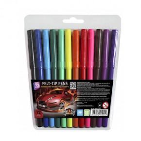 Цветные Фломастеры Best Race, 12 цветов 15222