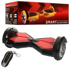 Гироскутер Smartway ES-02 8 дюймов Smart Balance (Мини Сигвей)  черный