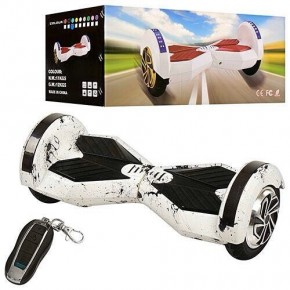 Гироскутер Smartway ES-02 8 дюймов Smart Balance (Мини Сигвей)  Белый