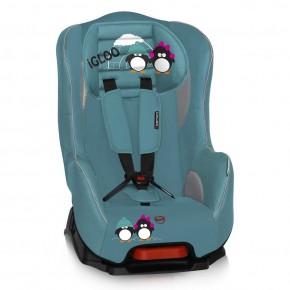 Детское авто кресло Bertoni Pilot 1-2 группы 1-4 лет