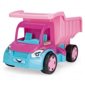 Машинка Грузовик для девочек серия «Гигант» Wader, 65006, Вадер