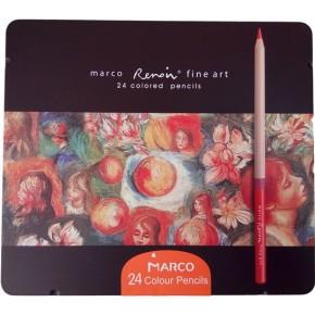 Цветные карандаши Marco