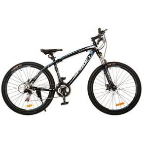 Спортивный велосипед Profi Utility 26 дюймов алюминиевая рама дисковые тормоза Профи Утилит