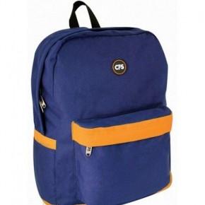 Подростковый рюкзак CF85877 Cool For School синий с оранжевым