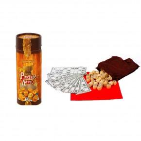 Настольная игра Русское лото туба с деревянными бочонками Danko Toys русское лото