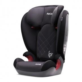 Автокресло Avova Star i-Size Grey Black