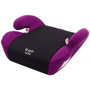 Автокресло Bair Yota бустер (22-36 кг) DY2418 черно-фиолетовый