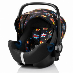 Автокресло Britax-Romer Baby-Safe2 i-Size (Бритакс-Рёмер Беби Сейф 2 ай-Сайз)