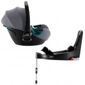 Автокресло Britax-Romer Baby-Safe3 i-Size с платформой Flex Base