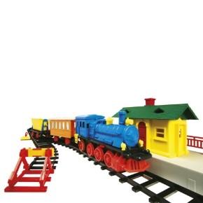 Автотреки и железные дороги
