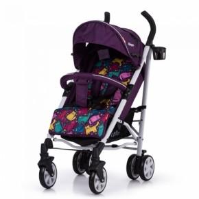 Коляска прогулочная Carrello Allegro CRL-10101/1 Kitty Purple