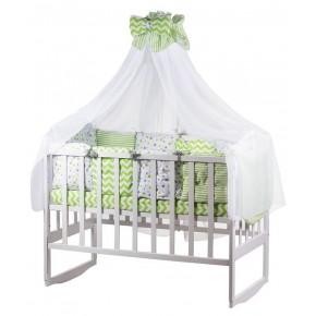 Детская постель Babyroom Bortiki lux-08 stars
