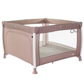 Манеж CARRELLO Cubo CRL-11602/1 Flamingo Pink