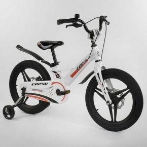 Велосипед детский Corso Magnesium 18 дюймов литые диски