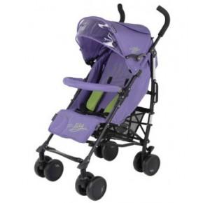 Коляска трость Quatro Lily №9 фиолетовая