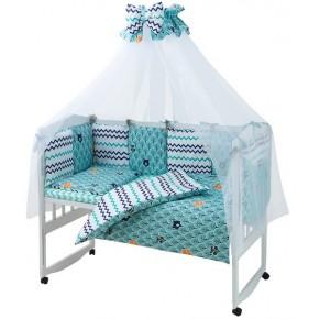Детская постель Babyroom Classic Bortiki-01