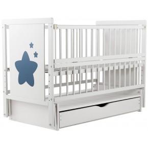 Кровать Babyroom Звездочка