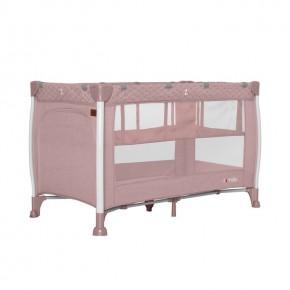 Манеж Carrello Polo+ CRL-11606 Flamingo Pink