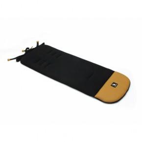 Матрас в коляску Cottonmoose Leather 590/127/107 black