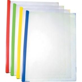 Папки скоросшиватели пластиковые