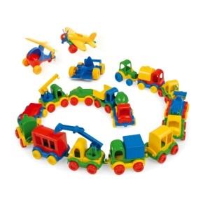 Пластмассовые игрушки для детей Wader, Орион