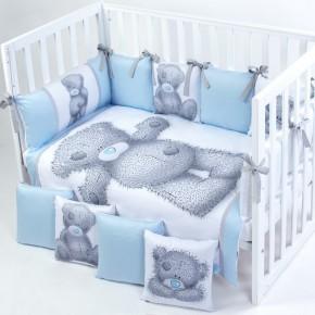 Постельный комплект Baby Veres Teddy Boy