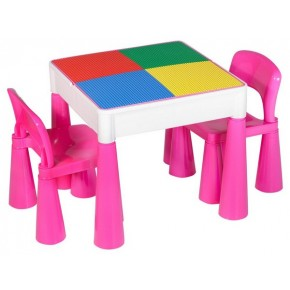 Стол и 2 стульчика Tega Mamut 899P