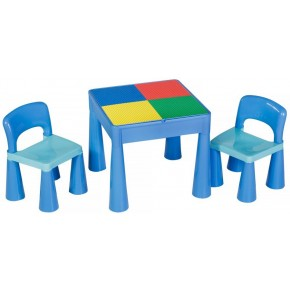 Стол и 2 стульчика Tega Mamut (Тега Мамут)