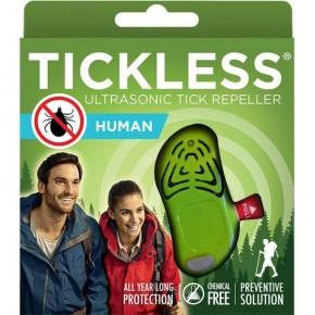 Ультразвуковой отпугиватель от клещей Tickless Human Green