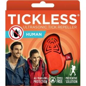 Ультразвуковой отпугиватель от клещей Tickless Human Orange