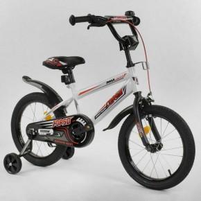 Велосипед детский Corso Aerodynamic 18 дюймов
