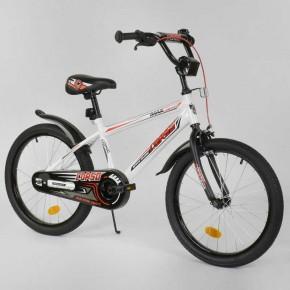 Велосипед детский Corso Aerodynamic 20 дюймов