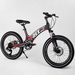 Велосипед детский Corso T-Rex 20803 20 дюймов литые диски