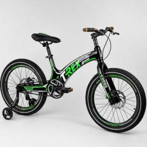 Велосипед детский Corso T-Rex 36615 20 дюймов усиленные спицы
