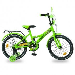 Велосипед детский Impuls Beaver 18 дюймов салатовый