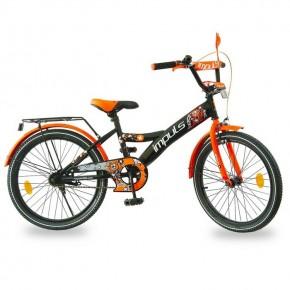 Велосипед детский Impuls Beaver 20 дюймов оранжевый